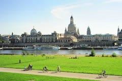 Дрезден стоковое фото rf