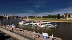 Дрезден стоковая фотография