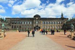Дрезден - Zwinger стоковые фото