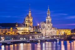 Дрезден Германия стоковая фотография