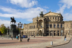 Дрезден Стоковая Фотография RF