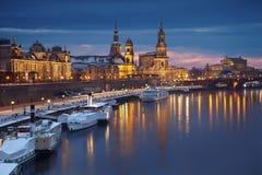 Дрезден. Стоковое Изображение