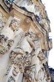 Дрезден Frauenkirche стоковое фото