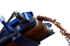 дробилка ленточного транспортера Стоковая Фотография RF