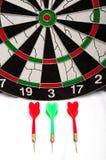 дротики dartboard Стоковое фото RF