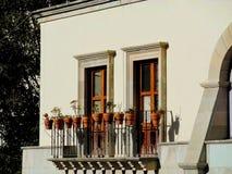 Другой балкон стоковое изображение