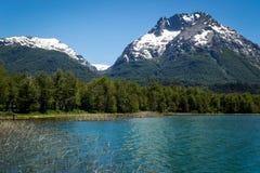 Другой взгляд Bariloche Стоковое Изображение