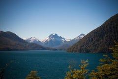 Другой взгляд Bariloche Стоковая Фотография RF