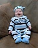 другой младенец счастливый Стоковая Фотография RF
