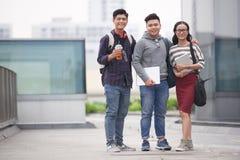 Дружелюбные одноклассники Стоковое Изображение RF