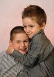 друзья детей стоковое изображение
