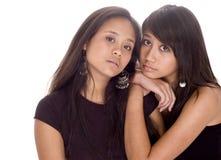 друзья предназначенные для подростков Стоковые Фото