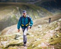 Друзья Hikers Стоковое Фото