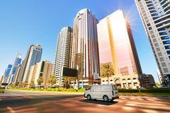 Дубай арабские соединенные эмираты стоковые фото