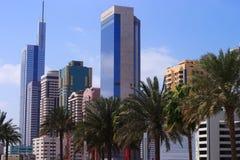 Дубай высокотехнологичный Стоковая Фотография RF