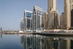 ДУБАЙ, ОАЭ - 11-ОЕ МАЯ 2016: гостиницы в Дубай Стоковая Фотография RF