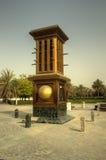 Дубай (эмираты) - впечатления, история, наземные ориентиры Стоковые Фото