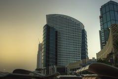 Дубай (эмираты) - впечатления, история, наземные ориентиры Стоковое фото RF