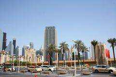 Дубай Cityview, ОАЭ Стоковые Изображения RF