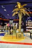 Дубай duty-free стоковые изображения
