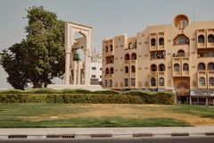 Дубай, UAE стоковые фото
