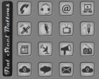 дублирование красит комплект связи включенный иконой бесплатная иллюстрация