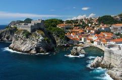 Дубровник, Хорватия Стоковая Фотография