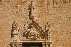 Дубровник - жемчуг Адриатического моря стоковые изображения