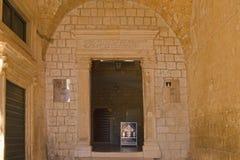 Дубровник - жемчуг Адриатического моря стоковые изображения rf