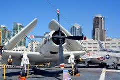 Дуглас A-1 Skyraider Стоковое Изображение