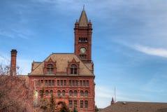 Дулут популярное туристское назначение в верхнем Midwest дальше стоковая фотография rf
