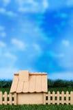 Думмичная дом Стоковое фото RF