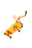 Думмичный кататься на коньках радикала Стоковое фото RF