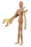 думмичный ключ Стоковая Фотография RF