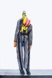 Думмичный человек Стоковое Изображение RF