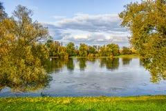Дунай Стоковая Фотография RF