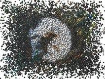 дуновение 6 шариков Стоковая Фотография RF