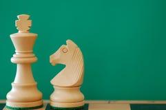дуо шахмат Стоковые Фотографии RF