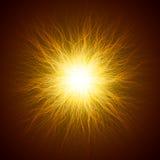 Духовная фокусировка коротких волн Стоковые Изображения RF