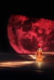 дух бутылки Стоковые Фотографии RF