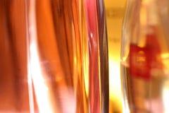 дух бутылок Стоковое фото RF