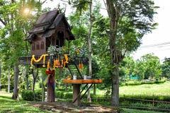дух дома тайский Стоковая Фотография RF