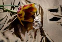Дух и цветки Стоковая Фотография RF