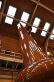 Дух меди винокурни Glenmorangie все еще Стоковая Фотография RF