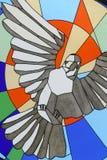 дух падуба dove Стоковые Фото