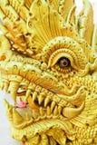 Дух дракона, Doi Suthep, Чиангмай, Таиланд Стоковые Фотографии RF