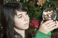 дух рождества Стоковые Изображения