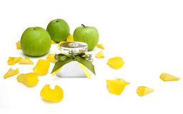 дух яблока Стоковое Фото