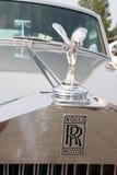 дух Rolls Royce экстаза стоковая фотография rf