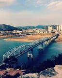 Души Корея Стоковое Изображение